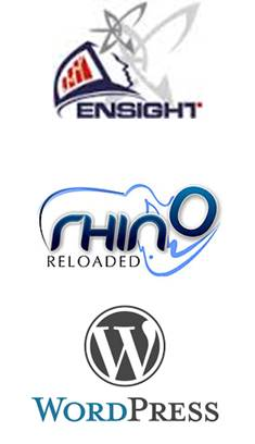 Ensight, Rhino CMS, WordPress